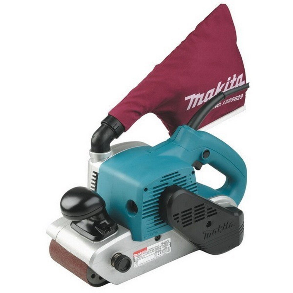 Makita 9403 4 x 24 Belt Sander with Cloth Dust Bag