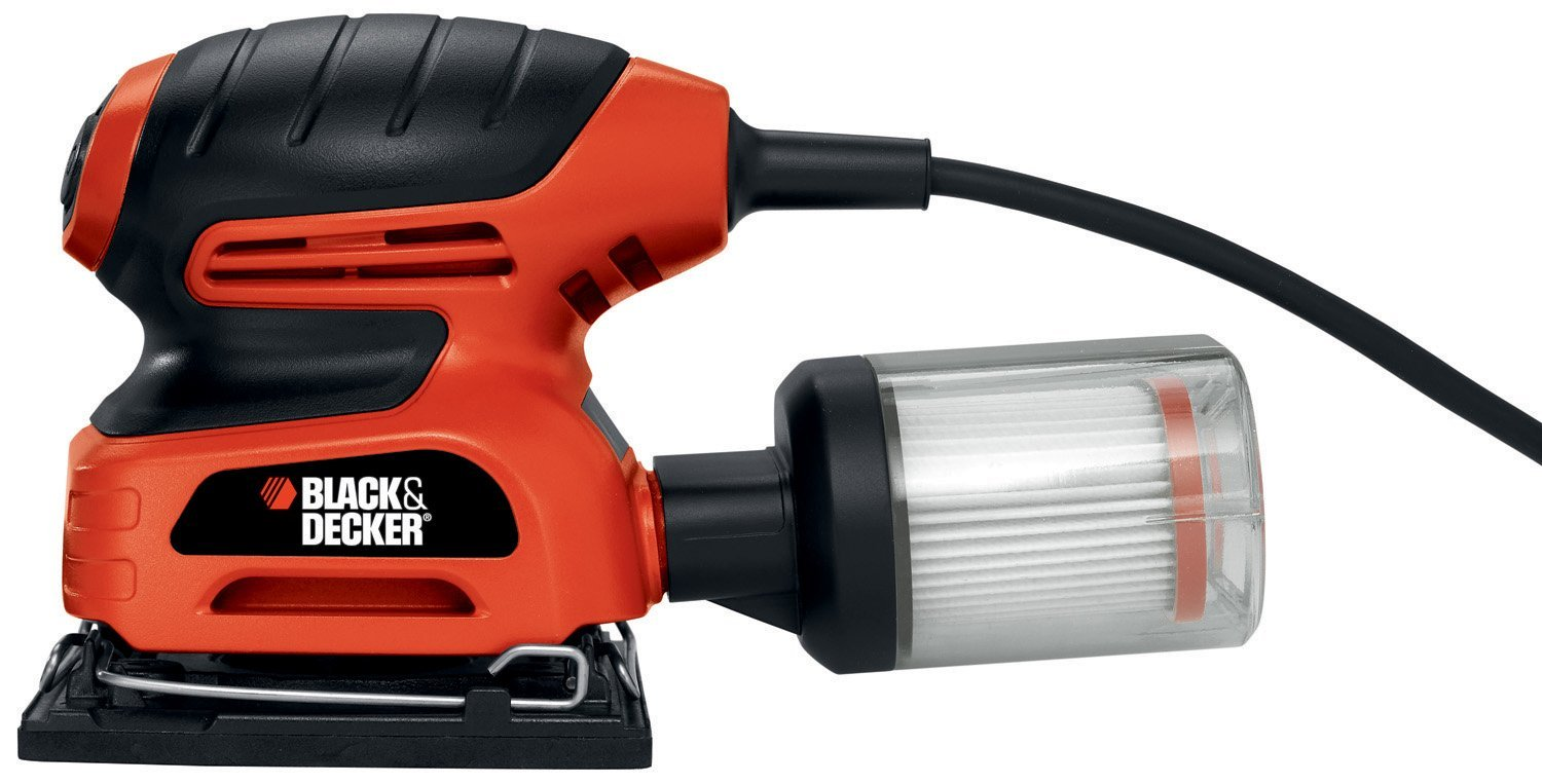 Black & Decker QS900 14-Sheet Sander with Filtered Dust Collection