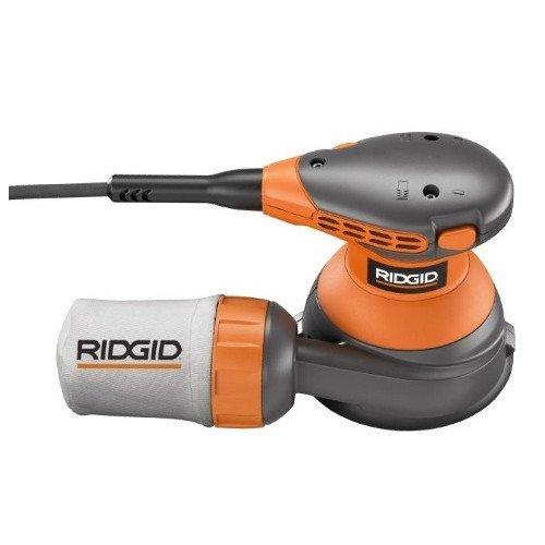 Ridgid ZRR2601 3 Amp 120V 5-in Random Orbit Sander